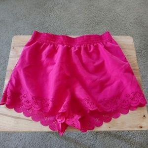 Wonder Nation Fuscia Pink Shorts WT1
